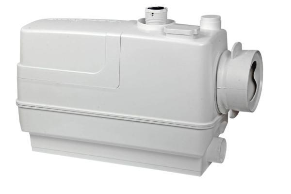 Grundfos Kleinhebeanlage Sololift2 CWC-3 Frontansicht