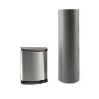 Zehnder Rohbauset rund für ComfoSpot Twin40, 500 mm, Außenblende und Einbauhülse von Selfio