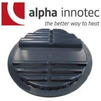 alpha innotec Kiemendeckel KDUL für Umluftbetrieb für BWP 307S Draufsicht - 15637201 Selfio
