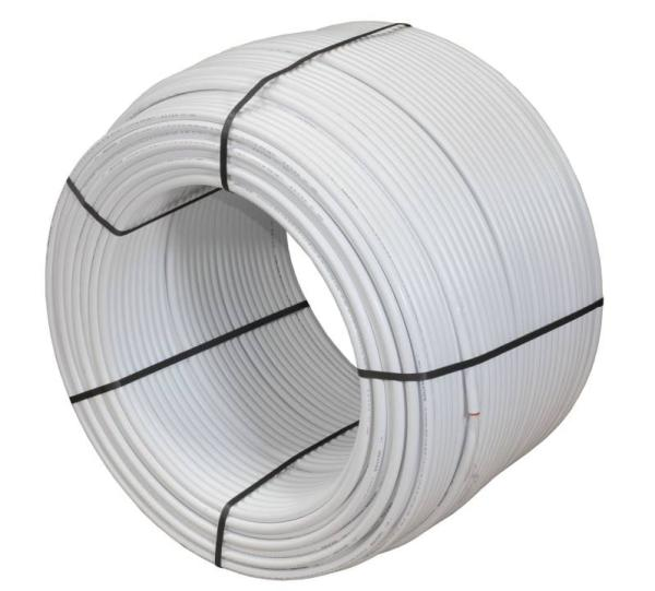 Alu-Verbundrohr 16 x 2 mm 500 m Rolle aufgerollt