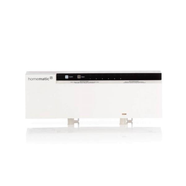Homematic IP Fußbodenheizungsaktor HmIP-FAL230-C6 - 6-fach, 230 V 142974A0