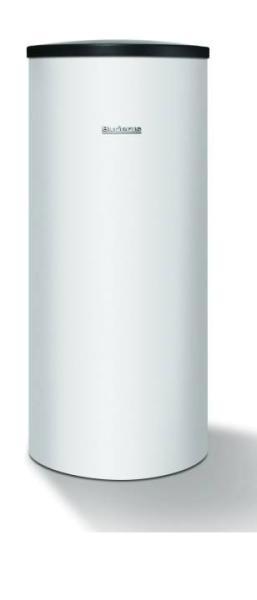 Buderus Warmwasserspeicher Logalux SU160/5W oder SU200/5W