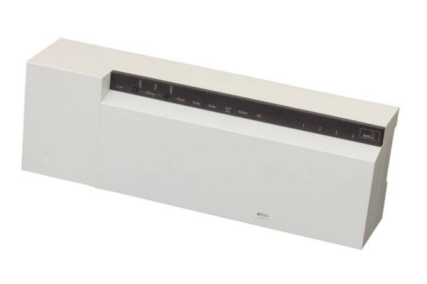 Anschlussleiste Alpha 2 Basis 230 V, Funk bis 4 Heizzonen Ethernet - 100801FB Selfio
