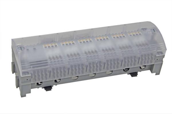 Modulanschlussleiste Alpha-Basis 230 V