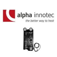 alpha innotec Pumpengruppe DN 25 mit Mischventil PHZM 2 Komplett Frontansicht - 150962VS01 Selfio
