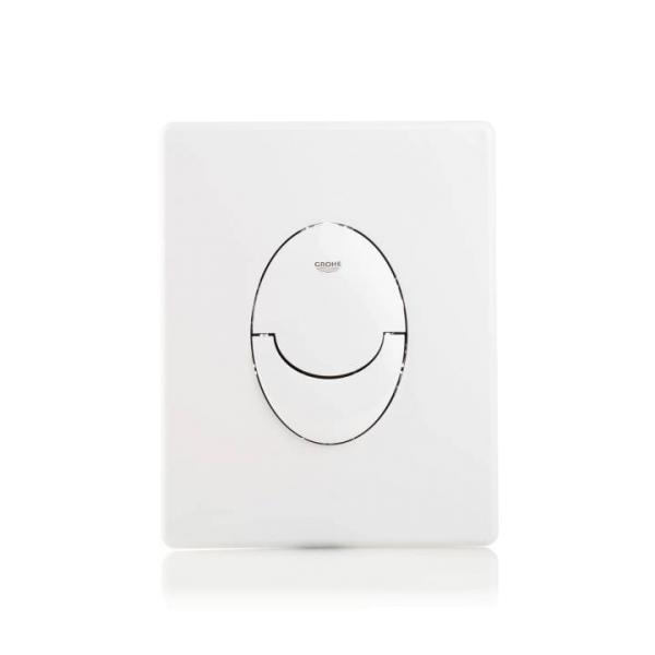 Betätigungsplatte SKATE AIR für Wand-WC, senkrecht