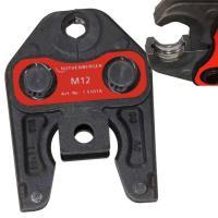 Rothenberger Pressbacke / Presszange, Presskontur M 12 mm
