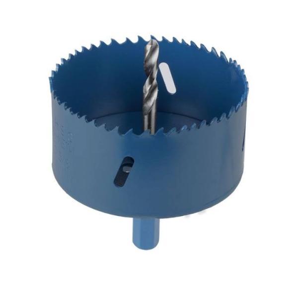 Airfit Kreisschneider Durchmesser 86 mm HSS Bimetall für Kunststoff und Metall