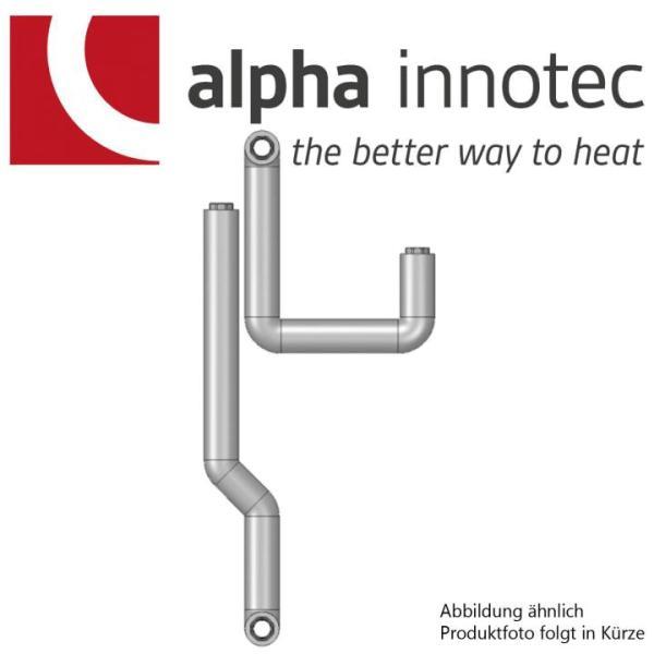 Installationspaket IPB 202 von alpha Innotec, Abbildung Aufbau