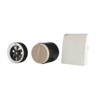 Zehnder Fertigmontageset für ComfoSpot Twin40, Lieferumfang komplett mit Innenblende, Wärmetauscher und Ventilator von Selfio