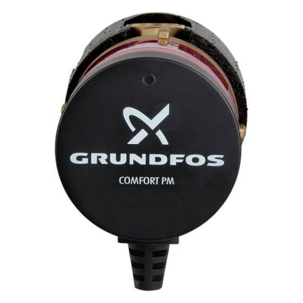 Grundfos Zirkulationspumpe COMFORT 15-14B PM Frontansicht