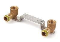 Kupfer Pressfitting SudoPress Montageeinheit 150 mm, 15 mm auf IG Rp1/2 VC4976