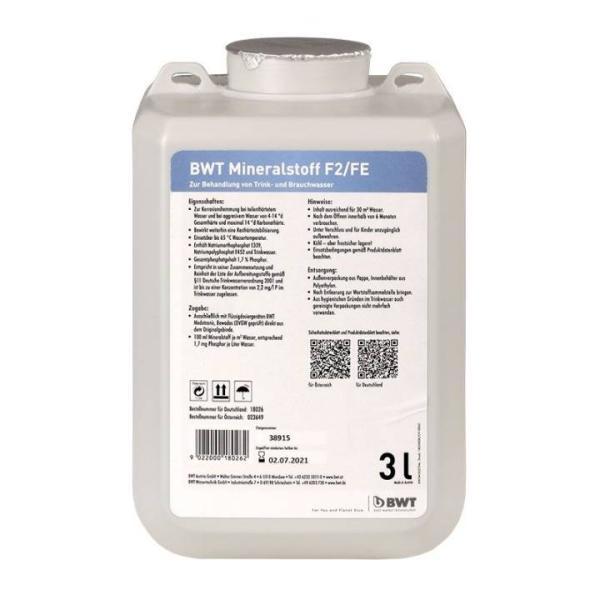 BWT Mineralstoff-Dosierlösung Quantophos F2/FE