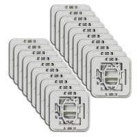 Homematic Adapter für Markenschalter Kopp - 20 Stück