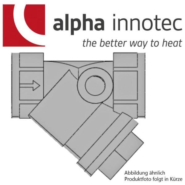Schmutzfänger IPB SF für den alpha innotec Wasser/Wasser-Booster WWB 20