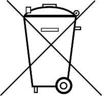 Entsorgungs-Symbol-Selfio