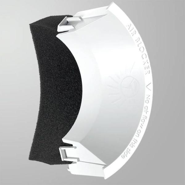 Zehnder Air Blocker für ComfoValve Luna S125 Ansicht Querschnitt - Selfio