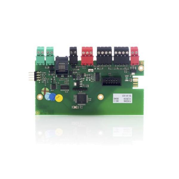 Wolf Zusatzplatine zum Anschluss von Sensoren für das dezentrale Lüftungsgerät CWL-D-70 Selfio
