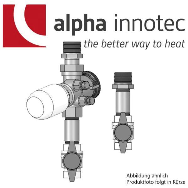 Abbildung Installationspaket Primär IPB P von alpha innotec für WWB 20