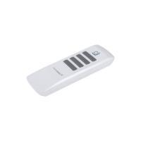 Homematic IP Fernbedienung - 8 Tasten HmIP-RC8 142307A0 - Ansicht liegend