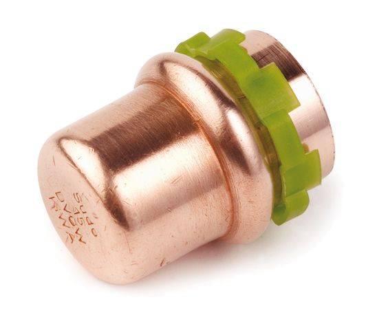 Kupfer Pressfitting SudoPress Kappe 12 mm VC301 5301vw12   Selfio