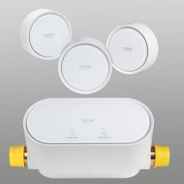 GROHE Sense Intelligente Wassersteuerung Komplettset 22502LN0 - Selfio