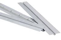 Wärmeleitbleche mit Sollbruchstelle für Fußbodenheizung 50 Stück / 1 Paket