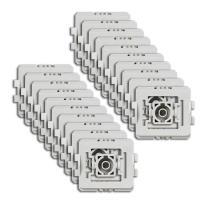 Homematic Adapter für Markenschalter Gira GS - 20 Stück