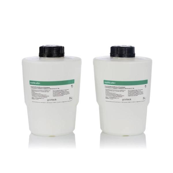 Grünbeck Mineralstofflösung exaliQ safe+ 2 x 3 Liter