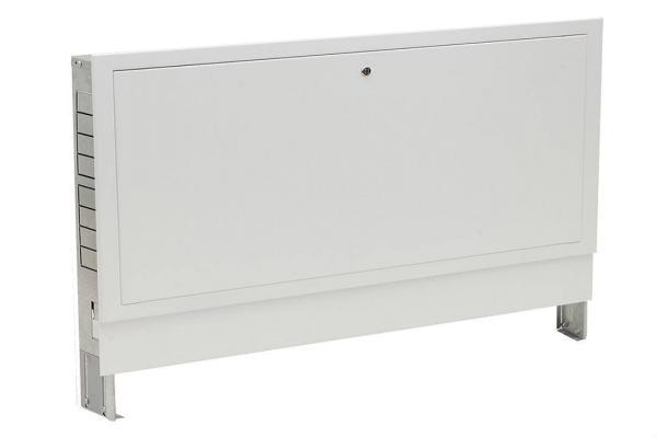 Verteilerschrank für Heizkreisverteiler Unterputz, max. 14 Heizkreise UP6 - 100420UP-UP6