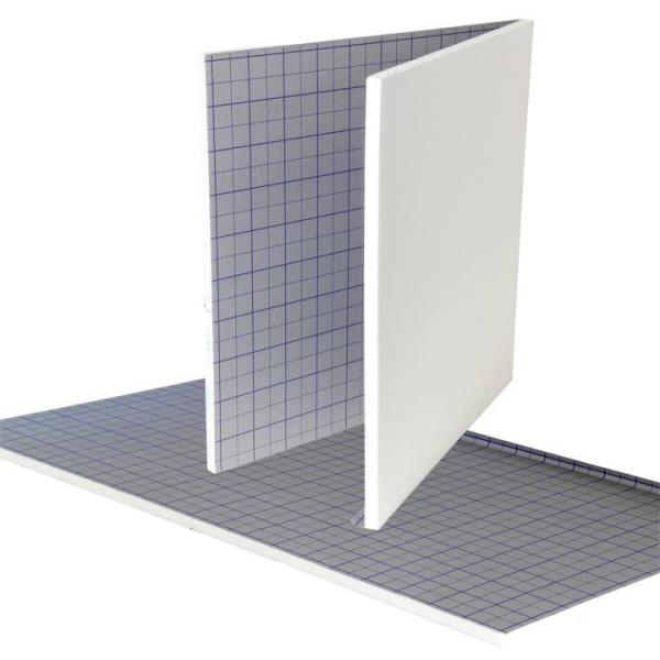Tackerplatte Fußbodenheizung - 100020TP Selfio