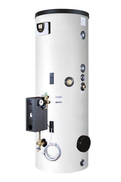 Solar-Brauchwasserpeicher SOL AE mit HE Pumpe