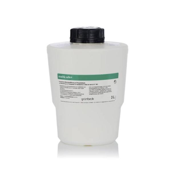 Grünbeck Mineralstofflösung exaliQ safe+ 3 Liter