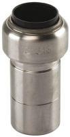 Steckfitting Tectite Reduziernippel 18 auf 15 mm Außen/Innen Edelstahl TS2431815 | Selfio