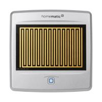 Homematic IP Regensensor HmIP-SRD 154826A0 - Ansicht vorne