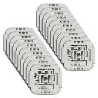 Homematic Adapter für Markenschalter Merten - 20 Stück