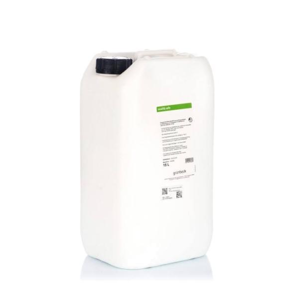 Grünbeck Mineralstofflösung exaliQ safe 15 Liter Seitenansicht