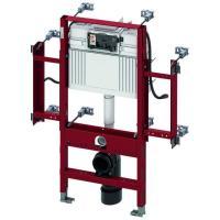 TECEprofil WC-Gerontomodul mit Spülkasten, Sitzhöhe 48 cm, Bauhöhe 1120 mm