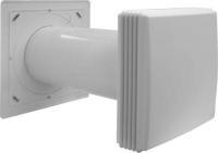 Außenwandluftdurchlass ALD-S 150 für Kleinraumventilatoren Selfio