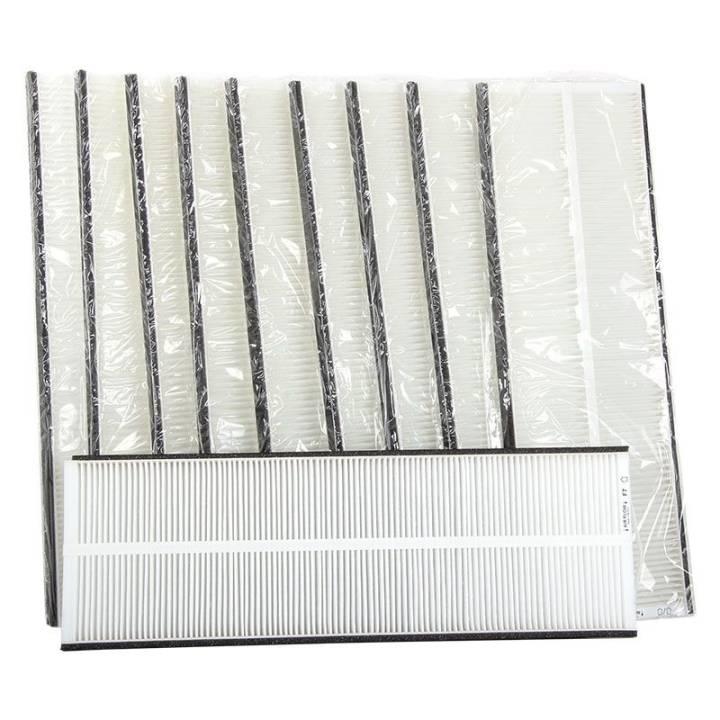 10 St. G4 Ersatzfilter-Set f/ür Zehnder ComfoAir Q350//Q450//Q600