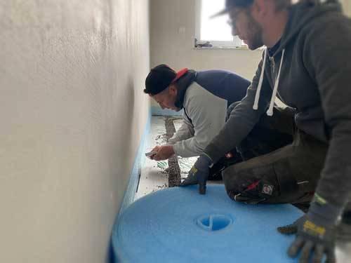 Fluthilfe Hochwasser Flutopfer Heizung Haustechnik Selfio