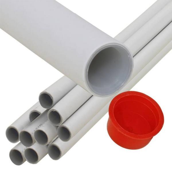 Alu-Verbundrohr 16 x 2 mm, 5 m lang, 10 Stangen - K-100605-50