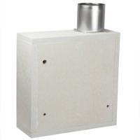 Limodor Einbaukasten compact-K mit Brandschutz für Abluftventilatoren Selfio
