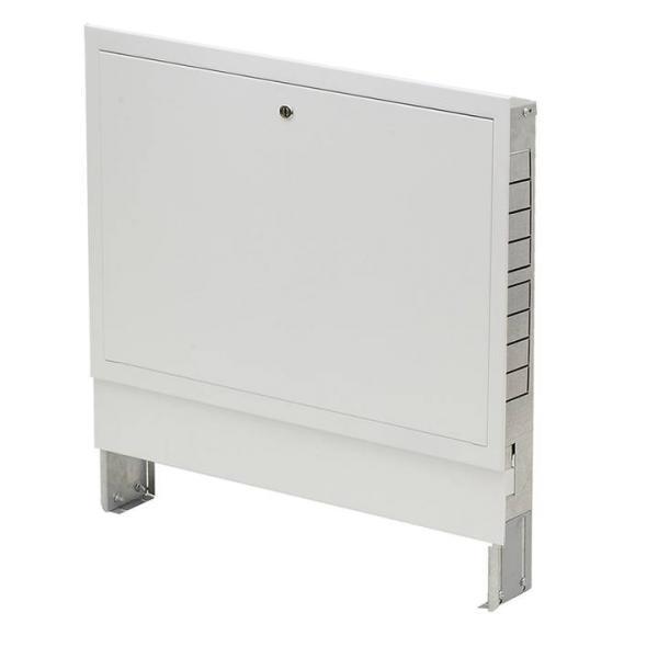 Verteilerschrank für Heizkreisverteiler Unterputz max. 7 Heizkreise UP3 - 100420UP-UP3 Selfio