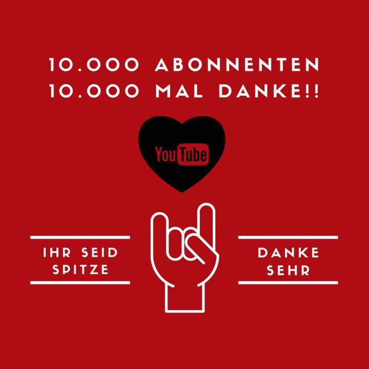 danke-fuer-10000-abonnenten-youtube-selfio