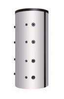 Pufferspeicher PSM mit 100 mm Isolierung 100 mm Isolierung 500 l