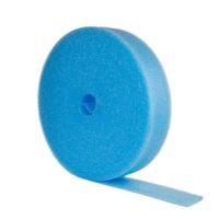 Randdämmstreifen 8 mm (25 m Rolle) - 100101RD - Ansicht seitlich, Farbe blau - Selfio