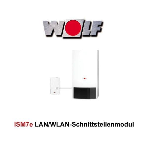 Wolf LAN/WLAN-Schnittstellenmodul ISM7
