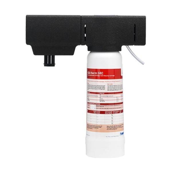 BWT AQA Therm Heizungswassergruppe HRC large Seitenansicht mit Kartusche HRC large
