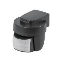 Homematic IP Bewegungsmelder mit Dämmerungssensor – außen, anthrazit 150320A0 - Ansicht schräg